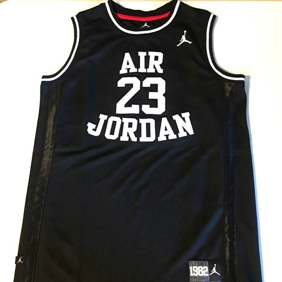 71e8d0b098bc5c Air Jordan Jumpman 23 Basketball Jersey